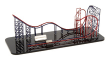 The Chiller, Parkteam: Coaster models