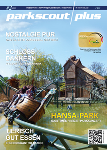 parkscout|plus 2/2013, Parkscout|Plus